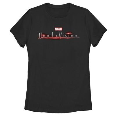 Women's Marvel WandaVision Logo T-Shirt