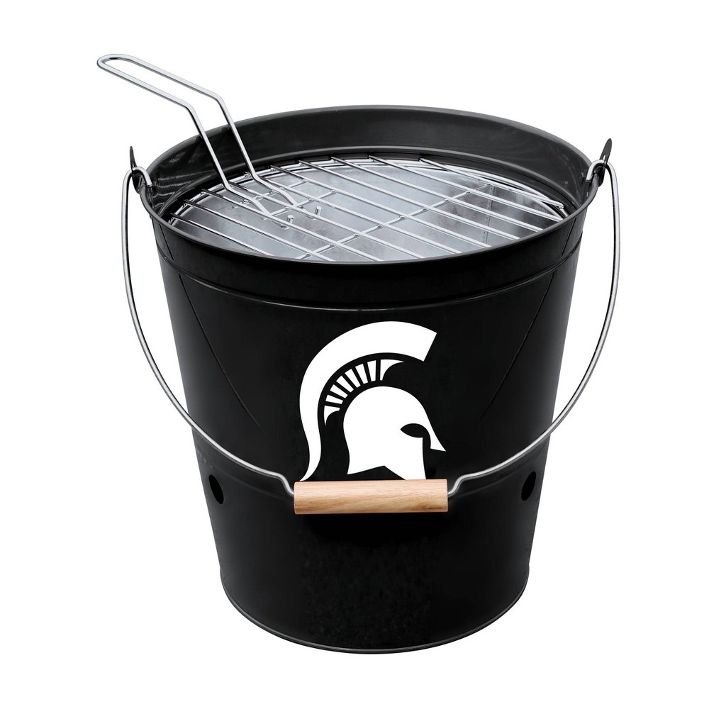Ncaa Michigan State Bucket Grilll