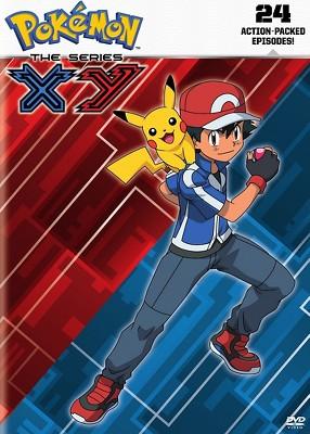 Pokemon the Series: XY - Set 1 (DVD)