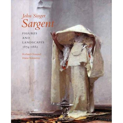 John Singer Sargent - (Complete Paintings) by  Richard Ormond & Elaine Kilmurray & Warren Adelson - image 1 of 1