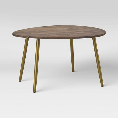 Mid-Century Wood Coffee Table Brown - Project 62™