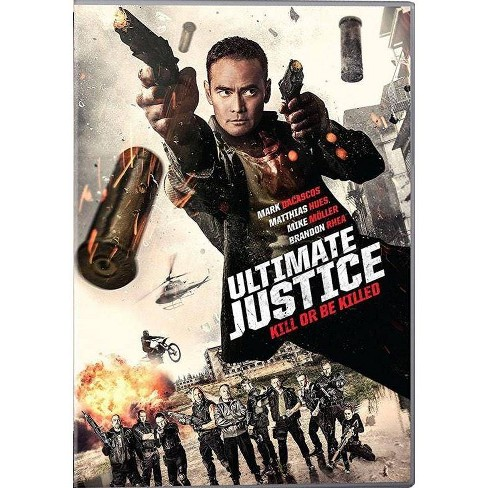 Ultimate Justice (DVD) - image 1 of 1