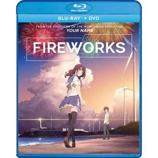 Fireworks (Blu-Ray + DVD + Digital)