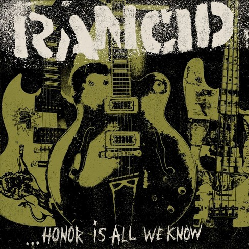 Rancid - Honor is all we know (CD) - image 1 of 2
