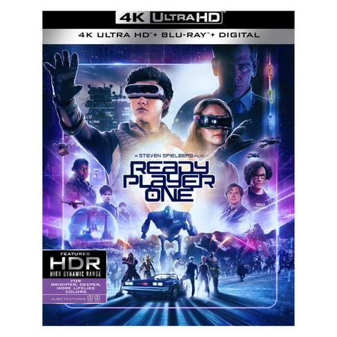 Ready Player One (4K/UHD + Blu-Ray + Digital) - image 1 of 2