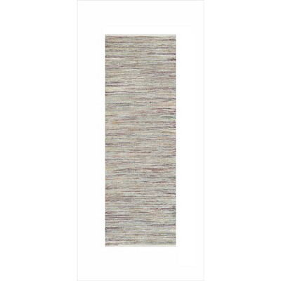 "2'3""X7' Runner Woven Rug Natural - Threshold™"