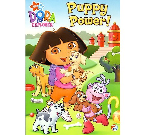 Dora The Explorer:Puppy Power (DVD) - image 1 of 1