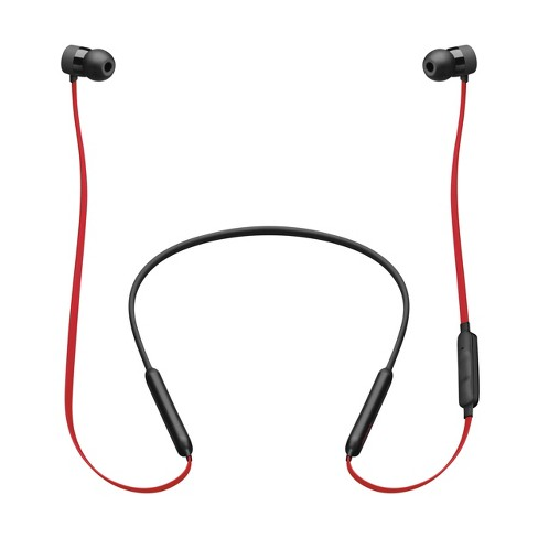 Beatsx Wireless Earphones The Beats Decade Collection Defiant Black Red Target