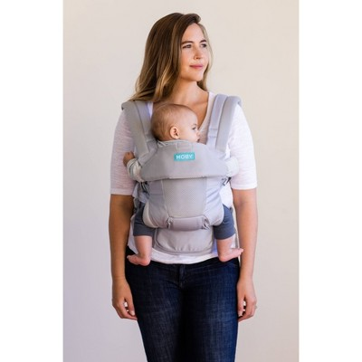 Moby 4 Position Move Carrier - Gray