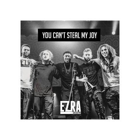 Ezra Collective - You Can't Steal My Joy (CD) - image 1 of 1