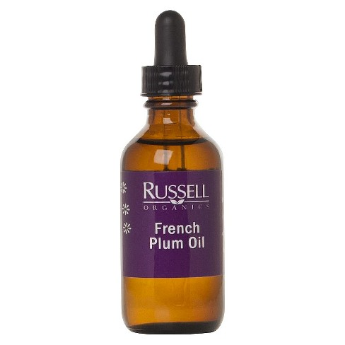 Unscented Russell Organics French Plum Oil - 2 fl oz - image 1 of 1