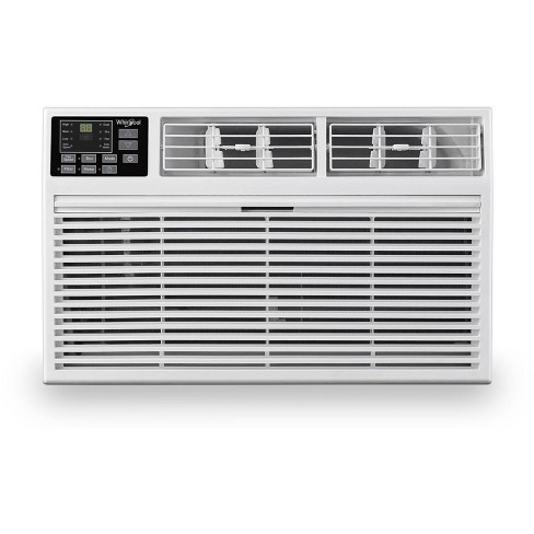Whirlpool Energy Star 10,000 BTU 115V Through the Wall Air Conditioner with Remote Control - image 1 of 3