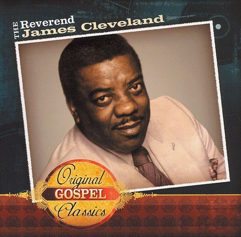 Reverend cleveland - Original gospel classics:Reverend jam (CD) - image 1 of 1