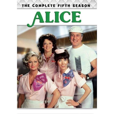 Alice: The Complete Fifth Season (DVD)(2017) - image 1 of 1
