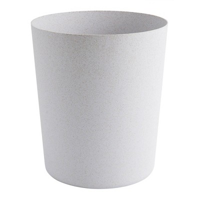 Ethan Wastebasket Gray - Allure Home Creations