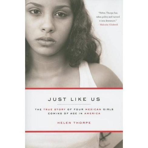 Just Like Us - by  Helen Thorpe (Hardcover) - image 1 of 1