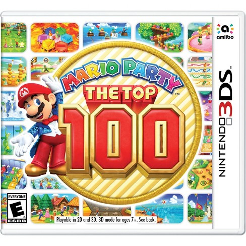 Mario Party: The Top 100 - Nintendo 3DS - image 1 of 4