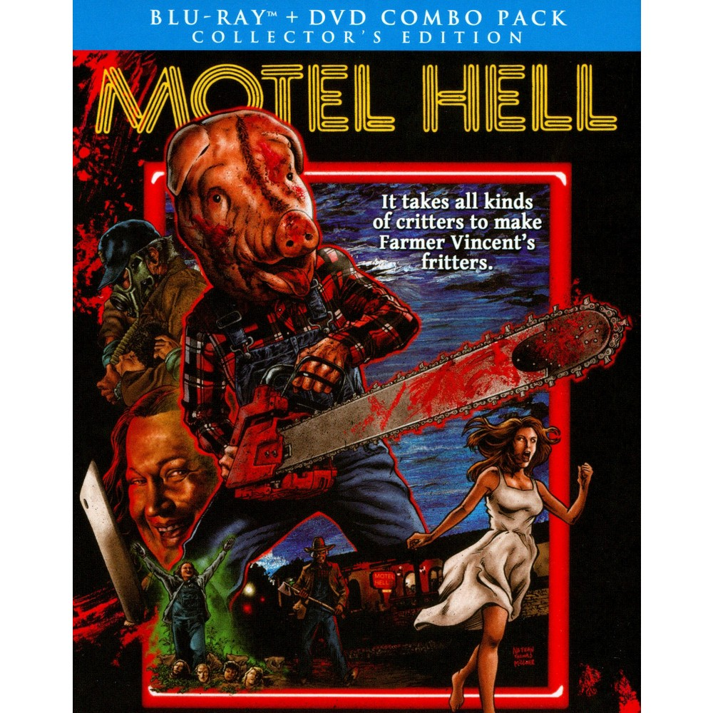 Motel Hell (Collector's Edition) (Bd/ (Blu-ray)