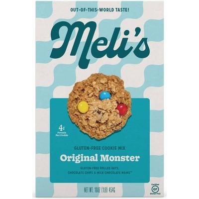 Meli's Original Gluten Free Cookie Mix - 1lb