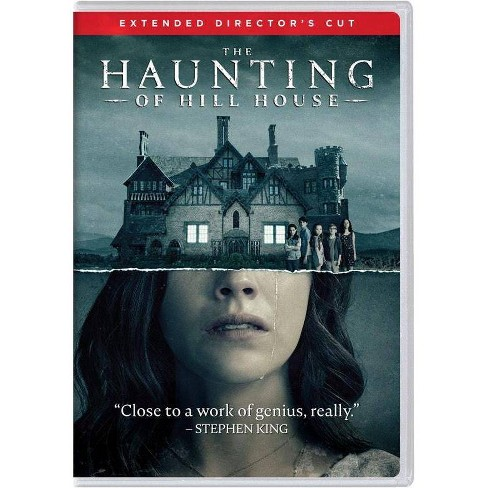 Haunting Of Hill House The Season One Extended Director S Cut Dvd Target