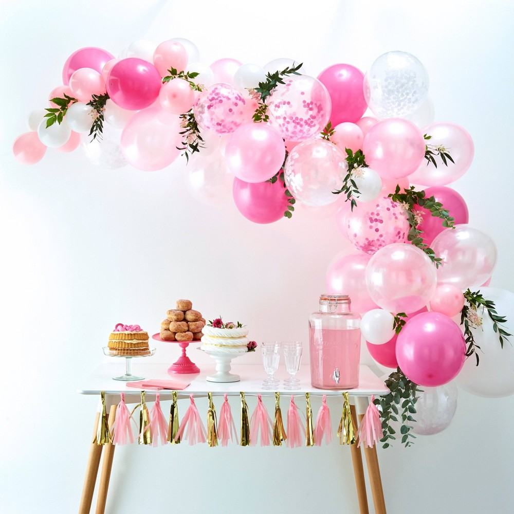 Image of Balloon Arch Pink