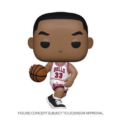 Funko POP! NBA: Legends - Scottie Pippen (Chicago Bulls Home Jersey)