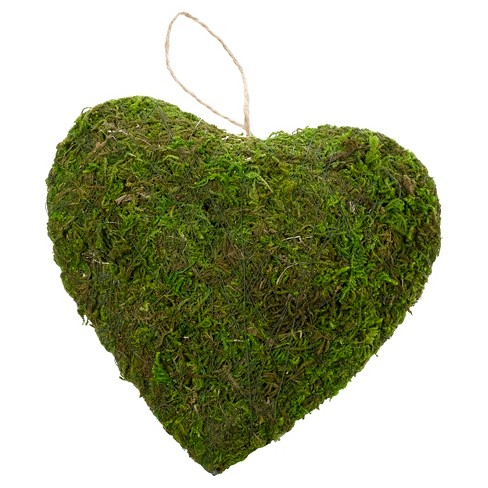 Moss Hanging Heart - image 1 of 1