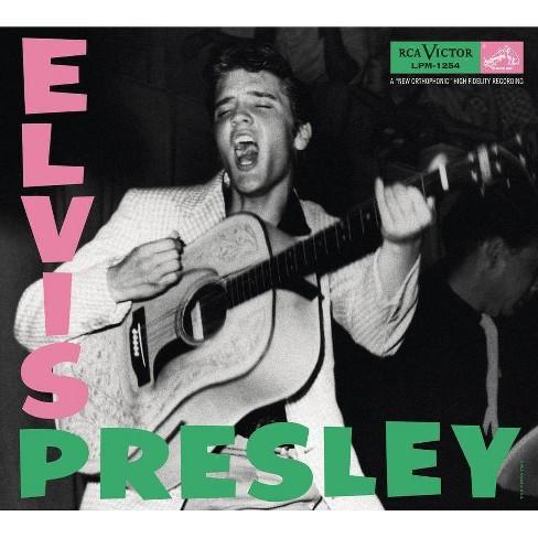 Elvis Presley - Elvis Presley (Vinyl) - image 1 of 1