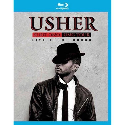 Usher: OMG Tour Live From London (Blu-ray) - image 1 of 1