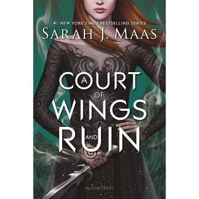 Court of Wings and Ruin - Reprint (Court of Thorns and Roses)by Sarah J. Maas (Paperback)