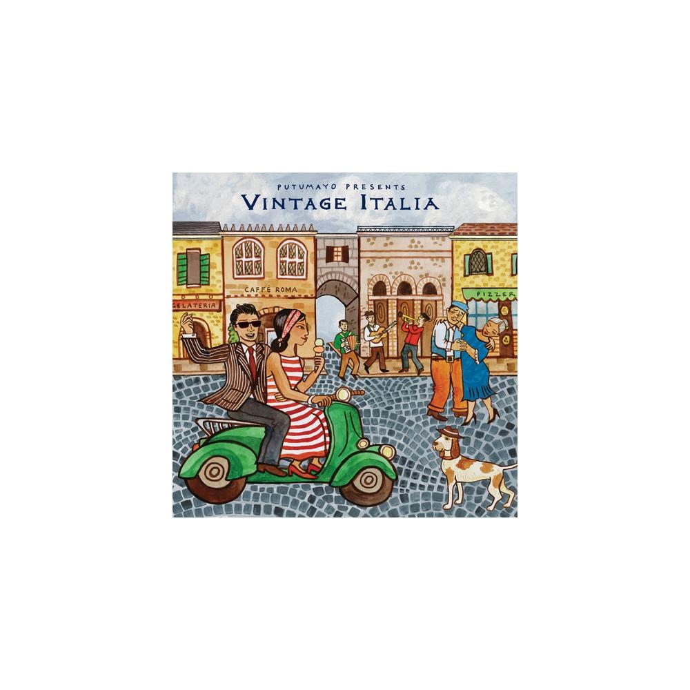 Various - Vintage Italia (CD)