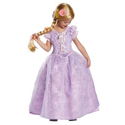 Toddler Rapunzel Halloween Costume 3T-4T