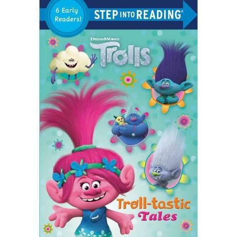 Troll-Tastic Tales (DreamWorks Trolls) - (Step Into Reading) (Paperback) - image 1 of 1