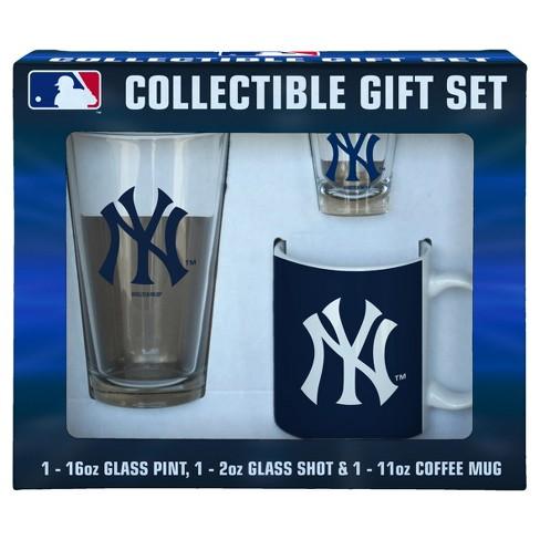 MLB New York Yankees 3pc Gift Set