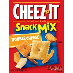 Cheez-It Double Cheese Baked Snack Mix - 9.75oz