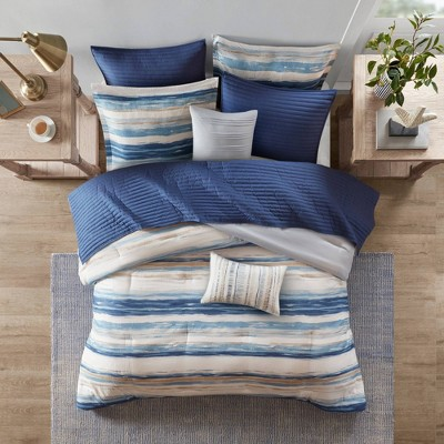 Fairbanks Comforter and Coverlet Set
