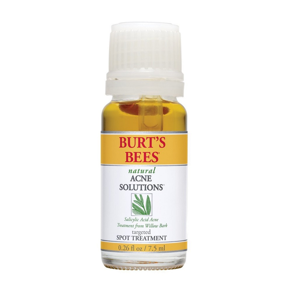 Unscented Burt's Bees Natural Acne Solutions Targeted Spot Treatment - 0.26oz