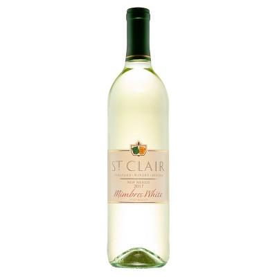 St. Clair Mimbres White Blend Wine - 750ml Bottle