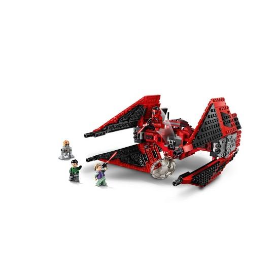 LEGO Star Wars Major Vonreg's TIE Fighter 75240 image number null