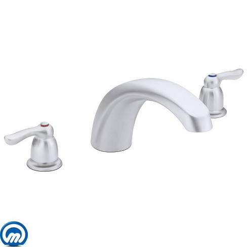 Moen chateau roman tub new including valve