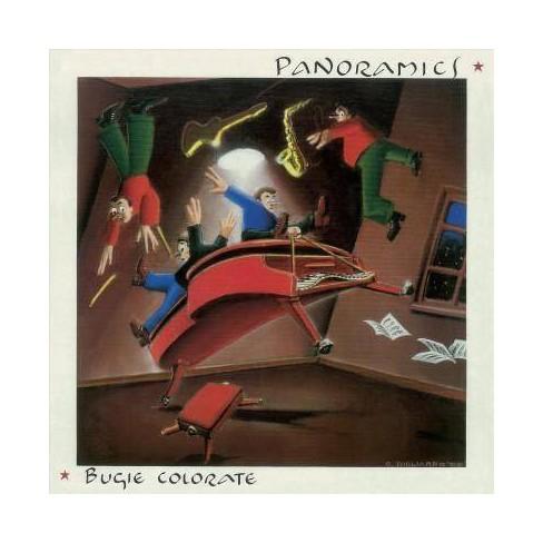 Panoramics - Bugie Colorate (CD) - image 1 of 1