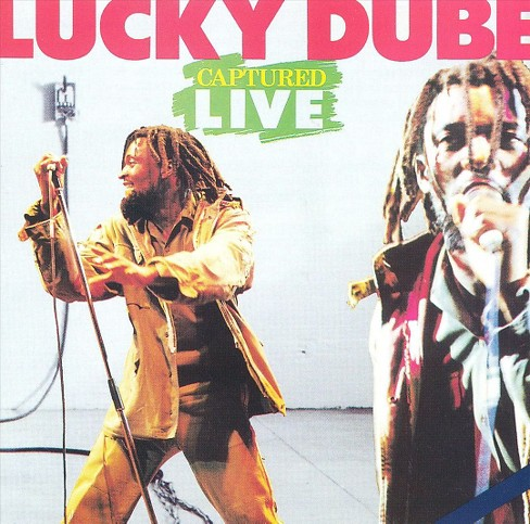 Lucky dube - Captured live (CD) - image 1 of 1