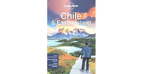 Lonely Planet Chile & Easter Island (Paperback) (Carolyn McCarthy) - image 1 of 1