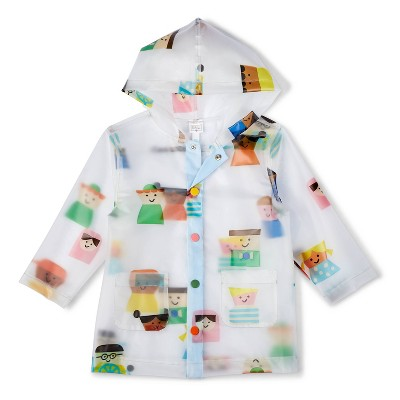 Toddler Kids-Print Coat -  Christian Robinson x Target Clear