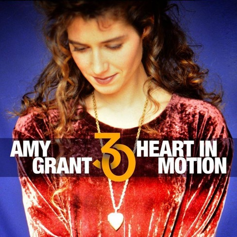 Amy Grant - Heart In Motion (2 CD) (30th Anniversary) - image 1 of 1