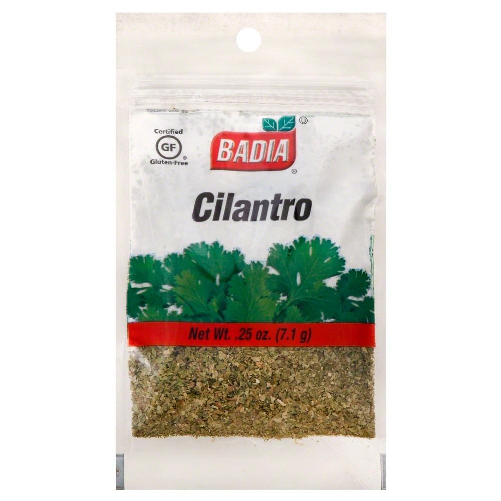 Badia Cilantro Seasoning .25 oz