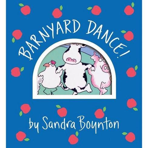 Barnyard Dance! (Oversized Lap Edition) - (Boynton on Board) by  Sandra Boynton (Board_book) - image 1 of 1