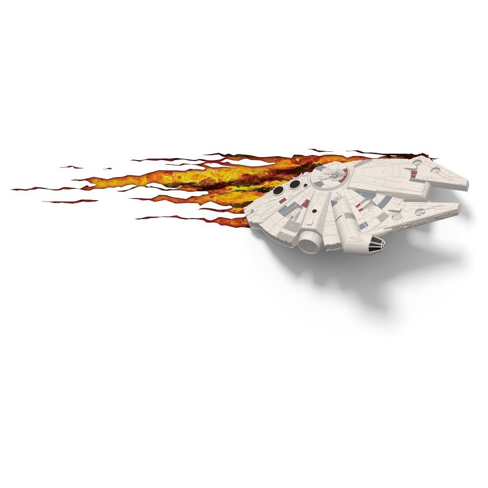 Star Wars Led Millennium Falcon, Multi-Colored