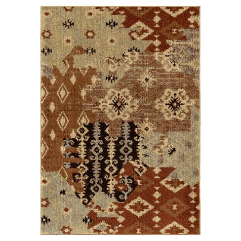 Southwest Patches Rug Orian
