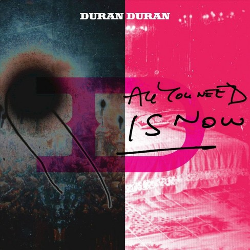 Duran Duran - All You Need Is Now (CD) - image 1 of 1
